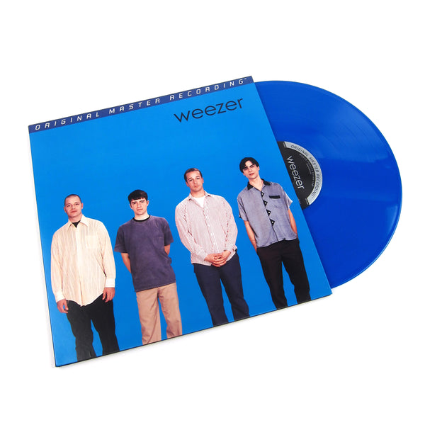 Weezer: Blue Album (Colored Vinyl) Vinyl LP