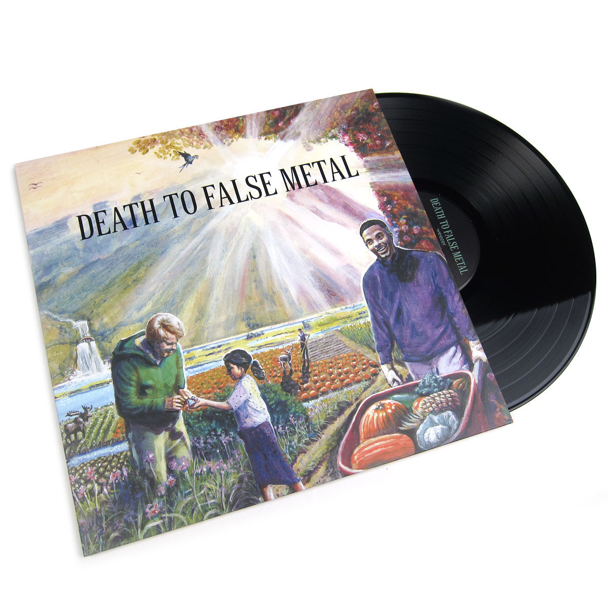 Weezer: Death To False Metal (180g, Numbered) Vinyl LP