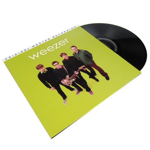 Weezer: Green Album (Numbered Limited Edition 180g) LP