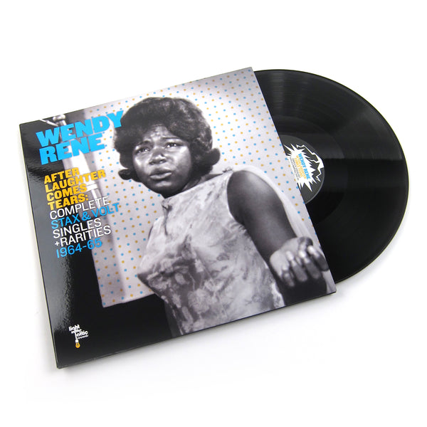 Wendy Rene: After Laughter Comes Tears - Complete Stax & Volt Singles+Rarities 1964-1965 Vinyl 2LP