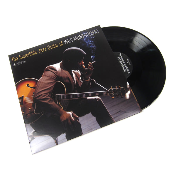 Wes Montgomery: The Incredible Jazz Guitar (180g, Leloir Collection) Vinyl LP
