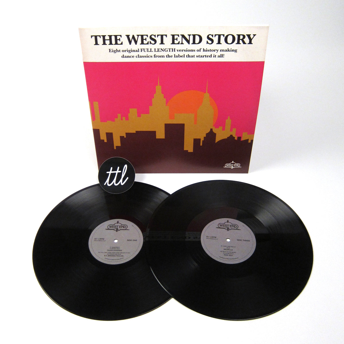 West End: The West End Story Vinyl 2LP (Record Store Day)