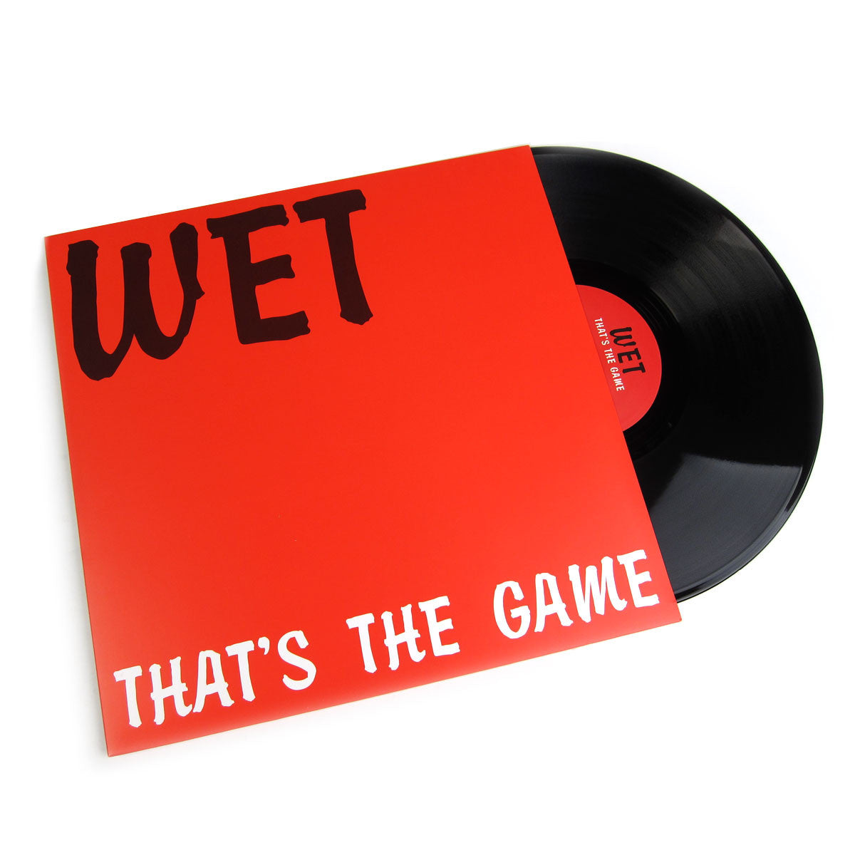 Wet: That's The Game Vinyl 12""