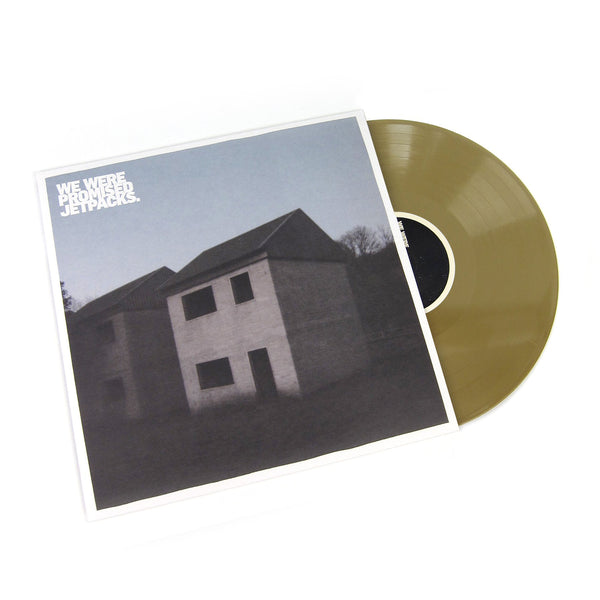 We Were Promised Jetpacks: These Four Walls 10th Anniversary Edition (Colored Vinyl) Vinyl 2LP