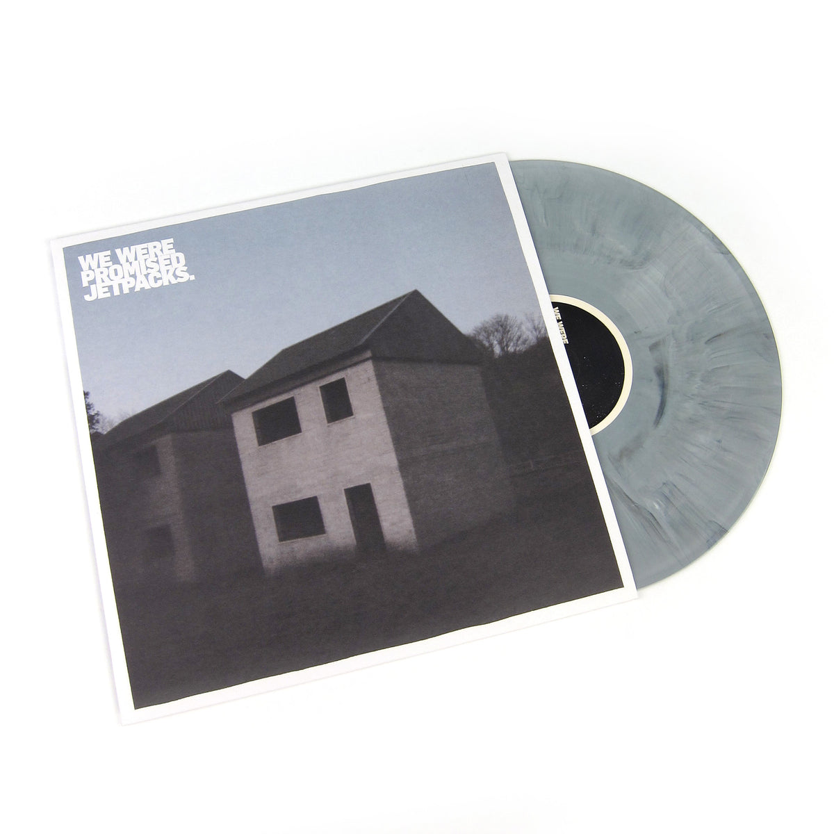 We Were Promised Jetpacks: These Four Walls (Colored Vinyl) Vinyl LP