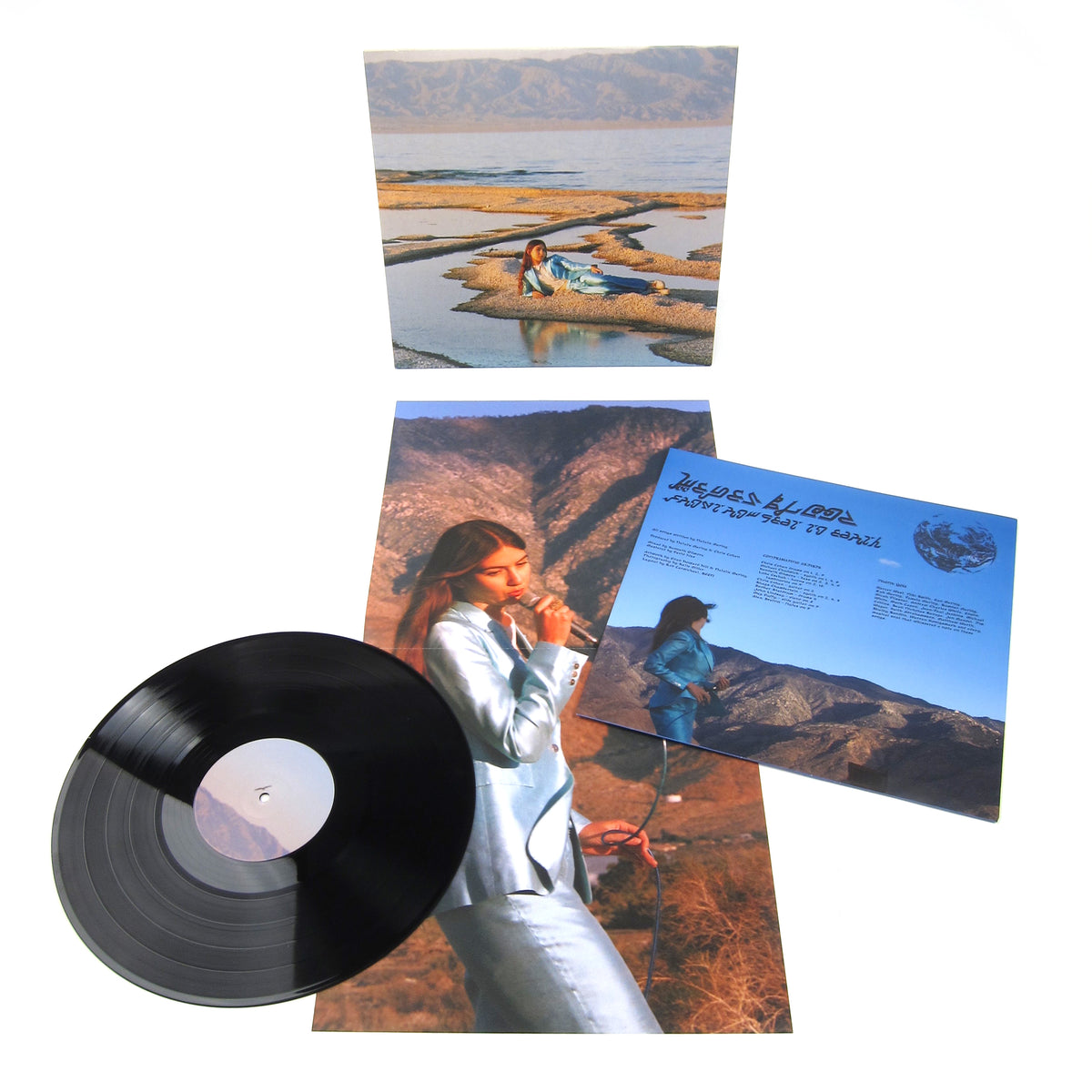 Weyes Blood Front Row Seat To Earth Vinyl Lp Turntablelab Com