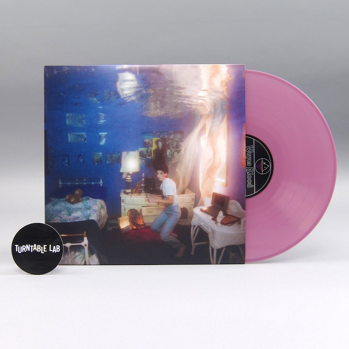 Weyes Blood: Titanic Rising (Violet Colored Vinyl) Vinyl LP - Turntable Lab Exclusive