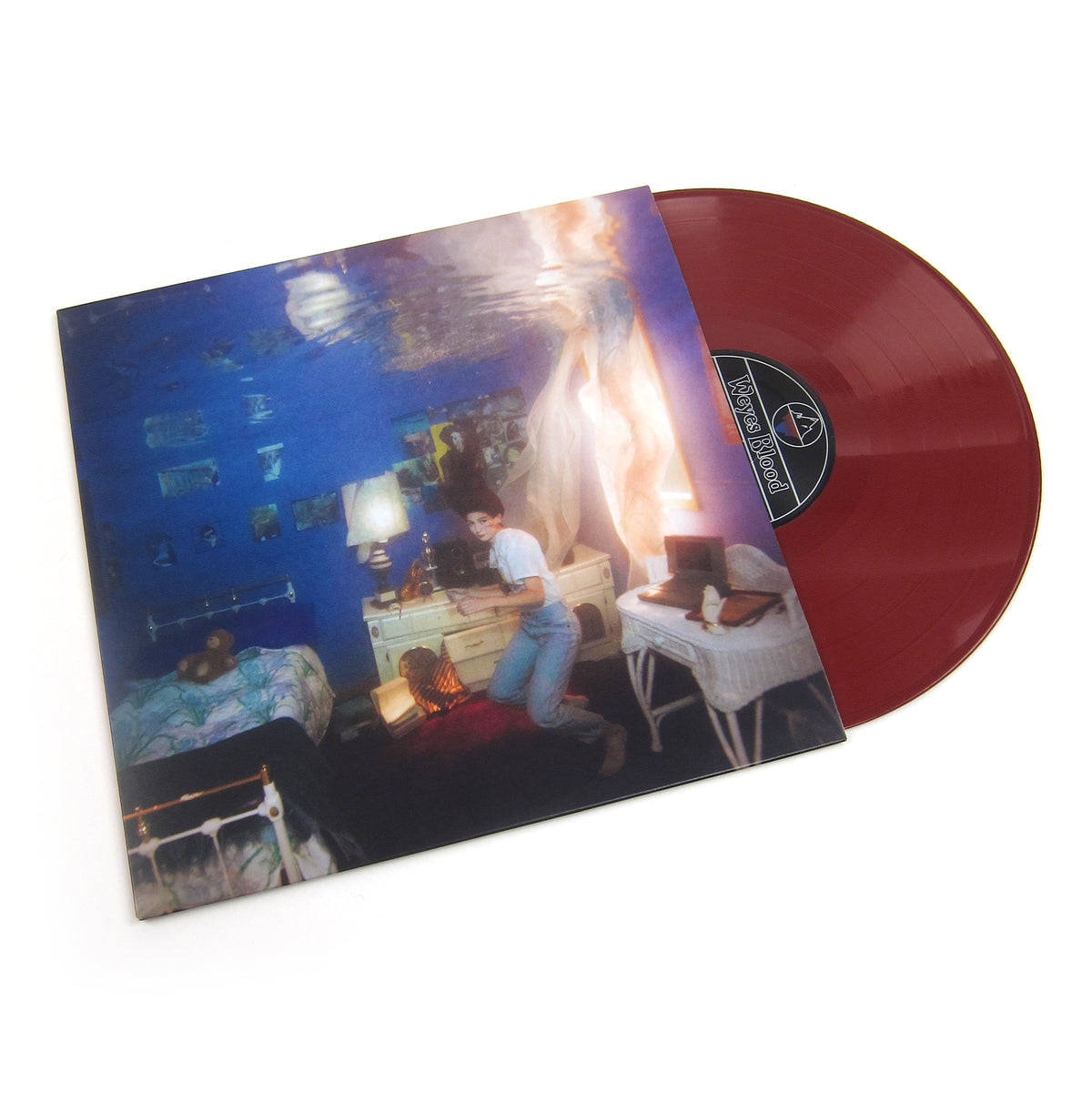 Weyes Blood: Titanic Rising (Loser Edition Colored Vinyl) Vinyl LP