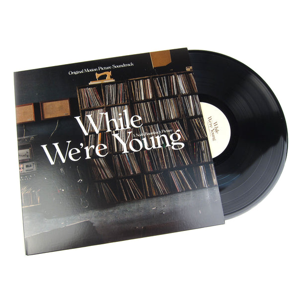 James Murphy: While We're Young Soundtrack (180g) Vinyl LP