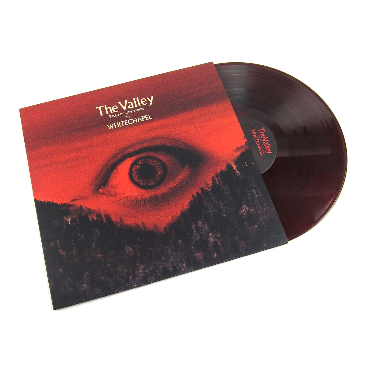 Whitechapel: The Valley (Indie Exclusive Colored Vinyl) Vinyl LP
