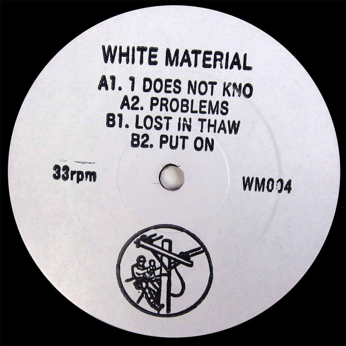 White Material: White Material EP