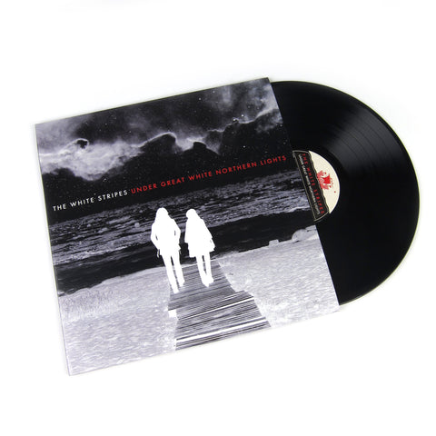The White Stripes: Under Great White Northern Lights (180g) Vinyl 2LP