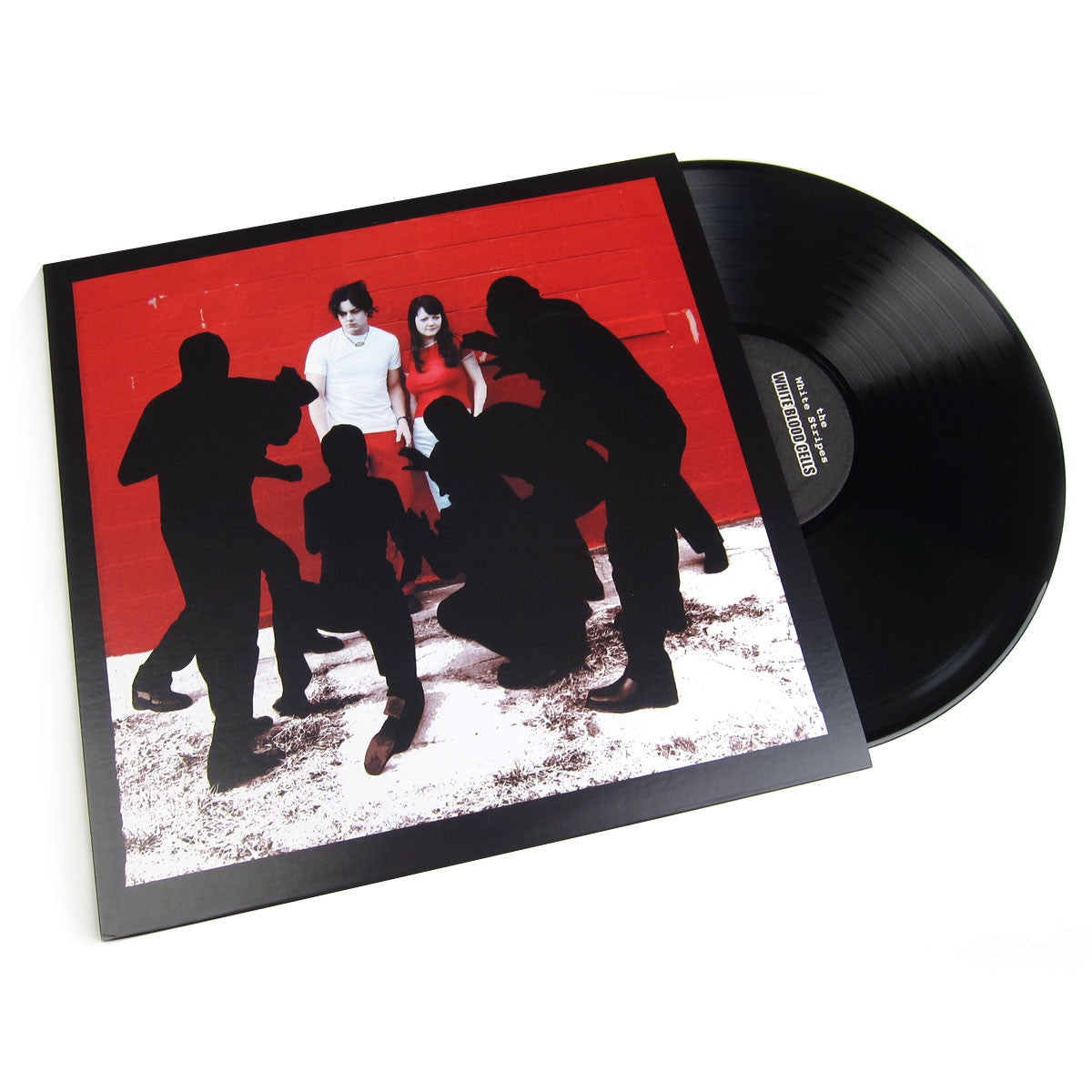 "The White Stripes: Vinyl LP Album + 7"" Pack (De Stijl, White Blood Cells, Elephant)"