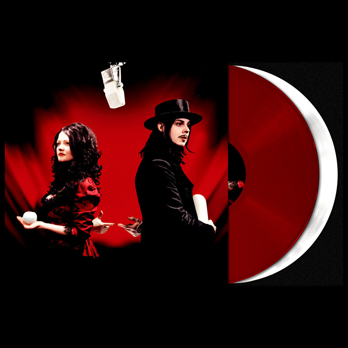 The White Stripes: Get Behind Me Satan  Record Store Day