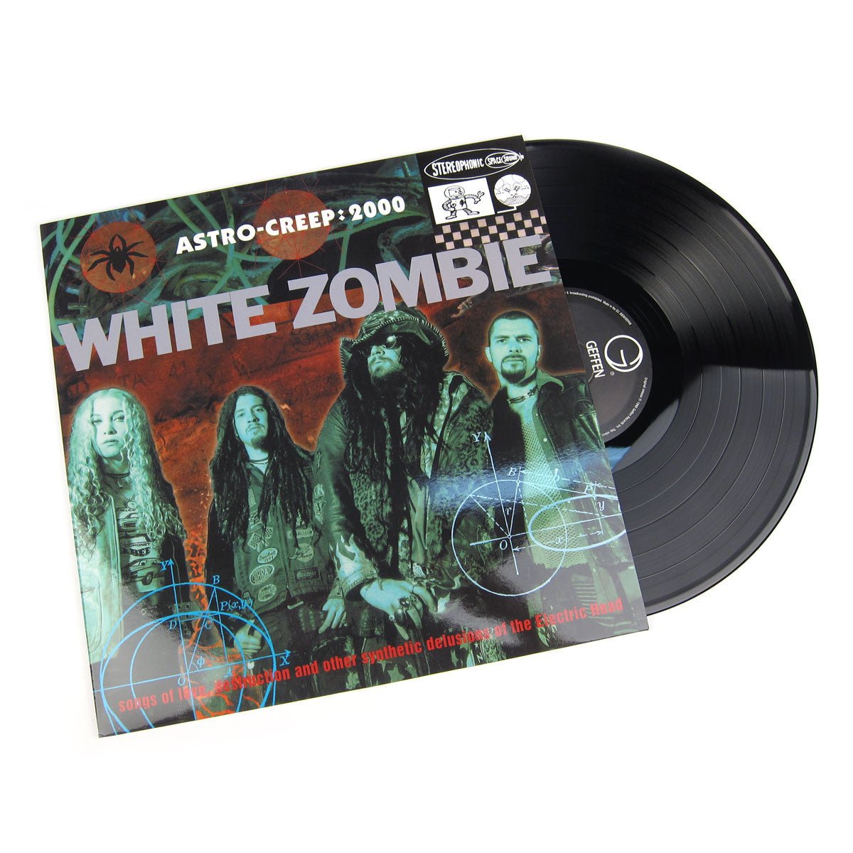 White Zombie: Astro-Creep 2000 (Music On Vinyl 180g) Vinyl LP