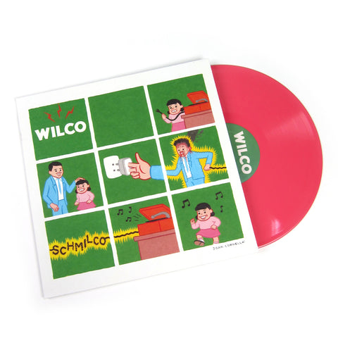 Wilco: Schmilco (Indie Exclusive Colored Vinyl) Vinyl LP