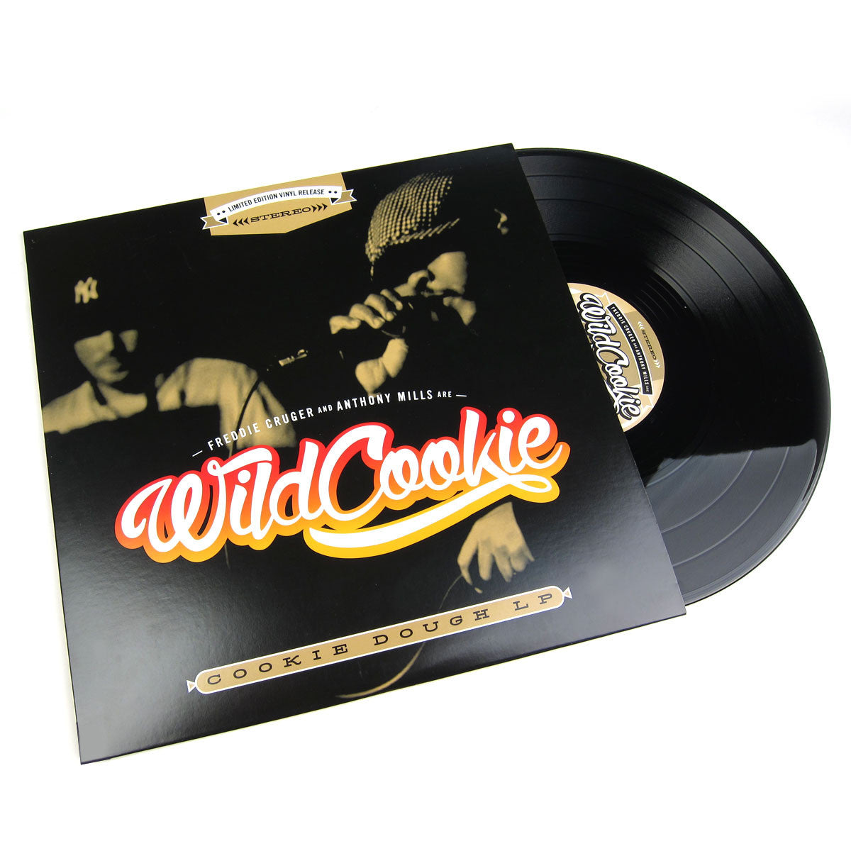 Wildcookie: Cookie Dough (Freddie Cruger, Red Astaire) Vinyl 2LP