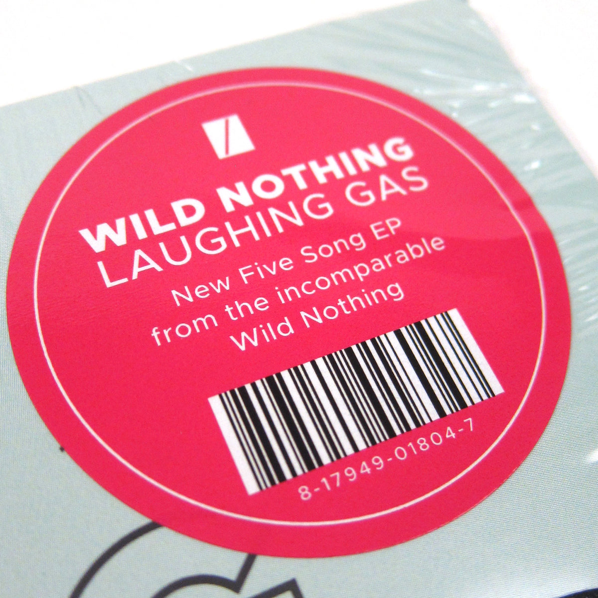 Wild Nothing: Laughing Gas (Colored Vinyl) Vinyl 12""