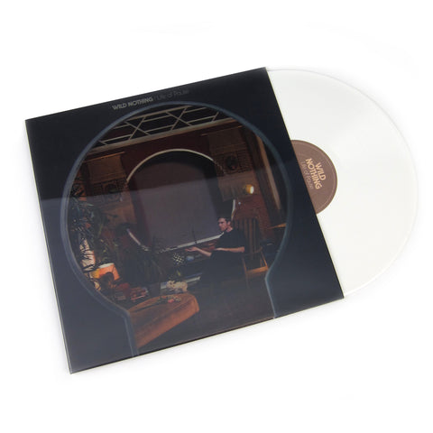 Wild Nothing: Life Of Pause (Colored Vinyl, 3D Cover) Deluxe Vinyl LP