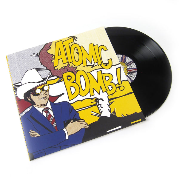 Atomic Bomb Band: Performing the Music of William Onyeabor Vinyl LP (Record Store Day)