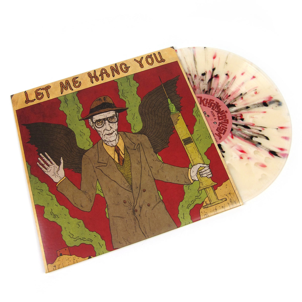 William S. Burroughs: Let Me Hang You (Naked Lunch) Vinyl LP