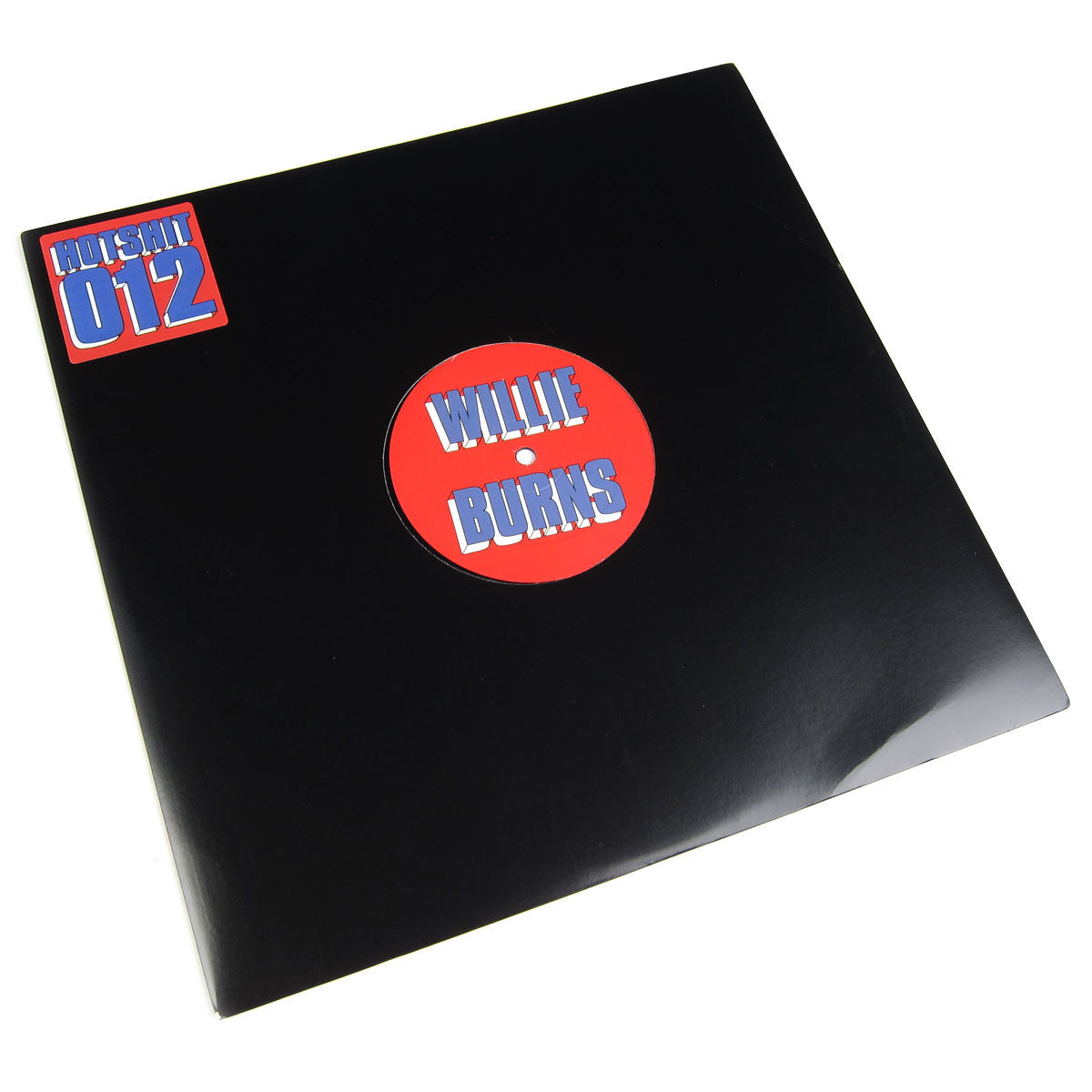 Willie Burns: I Wanna Love You EP Vinyl 12""