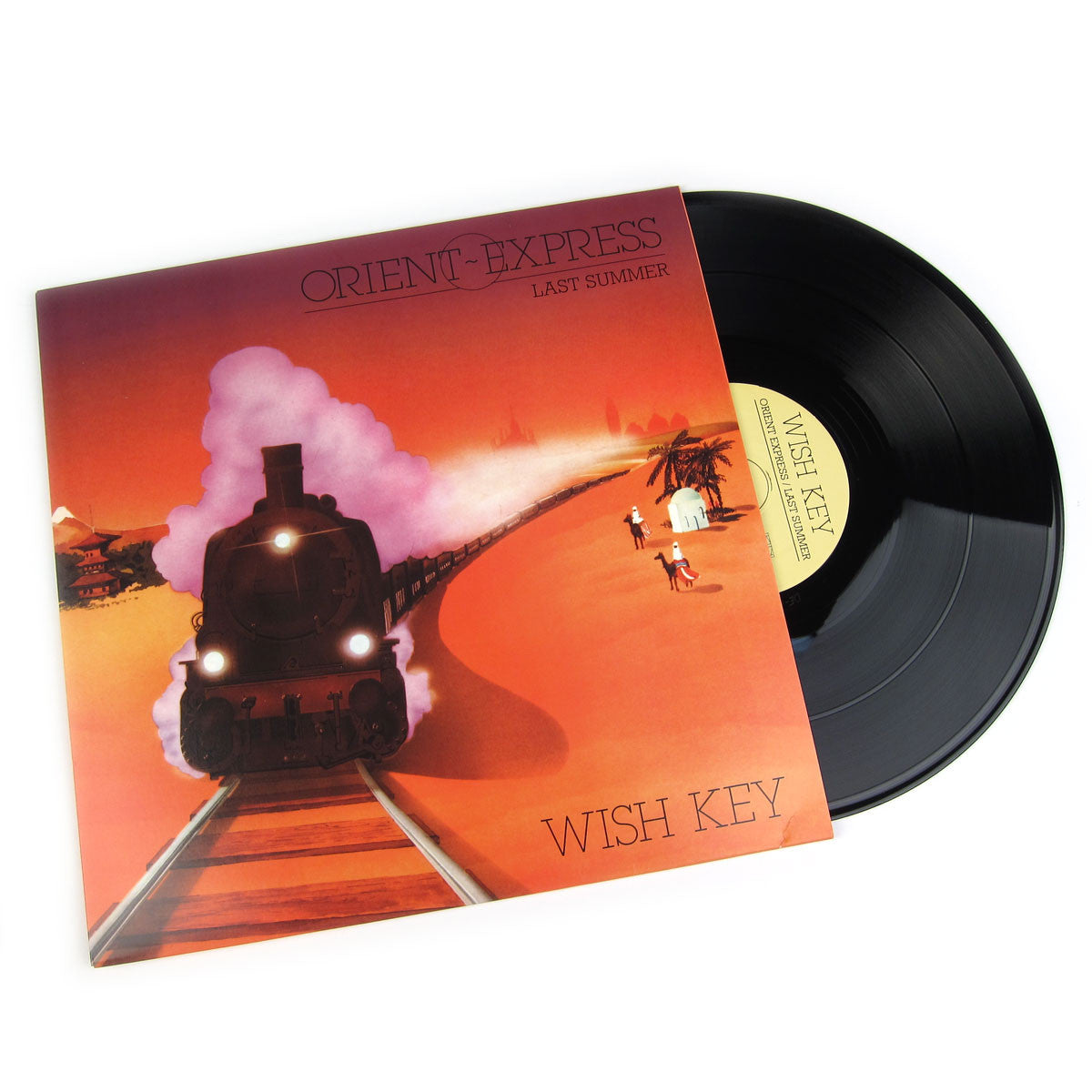 Wish Key: Orient Express / Last Summer Vinyl 12""