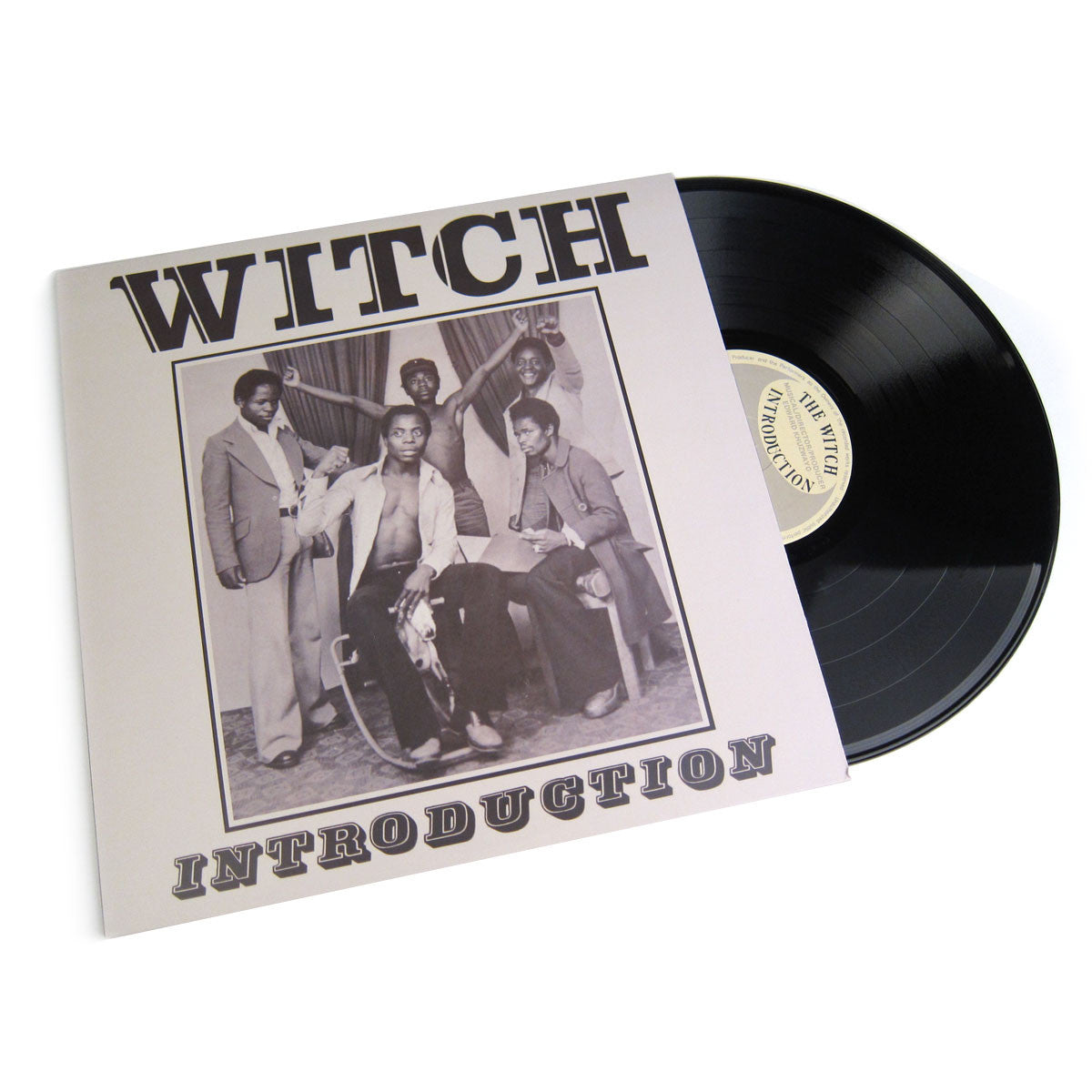 Witch: Introduction Vinyl LP