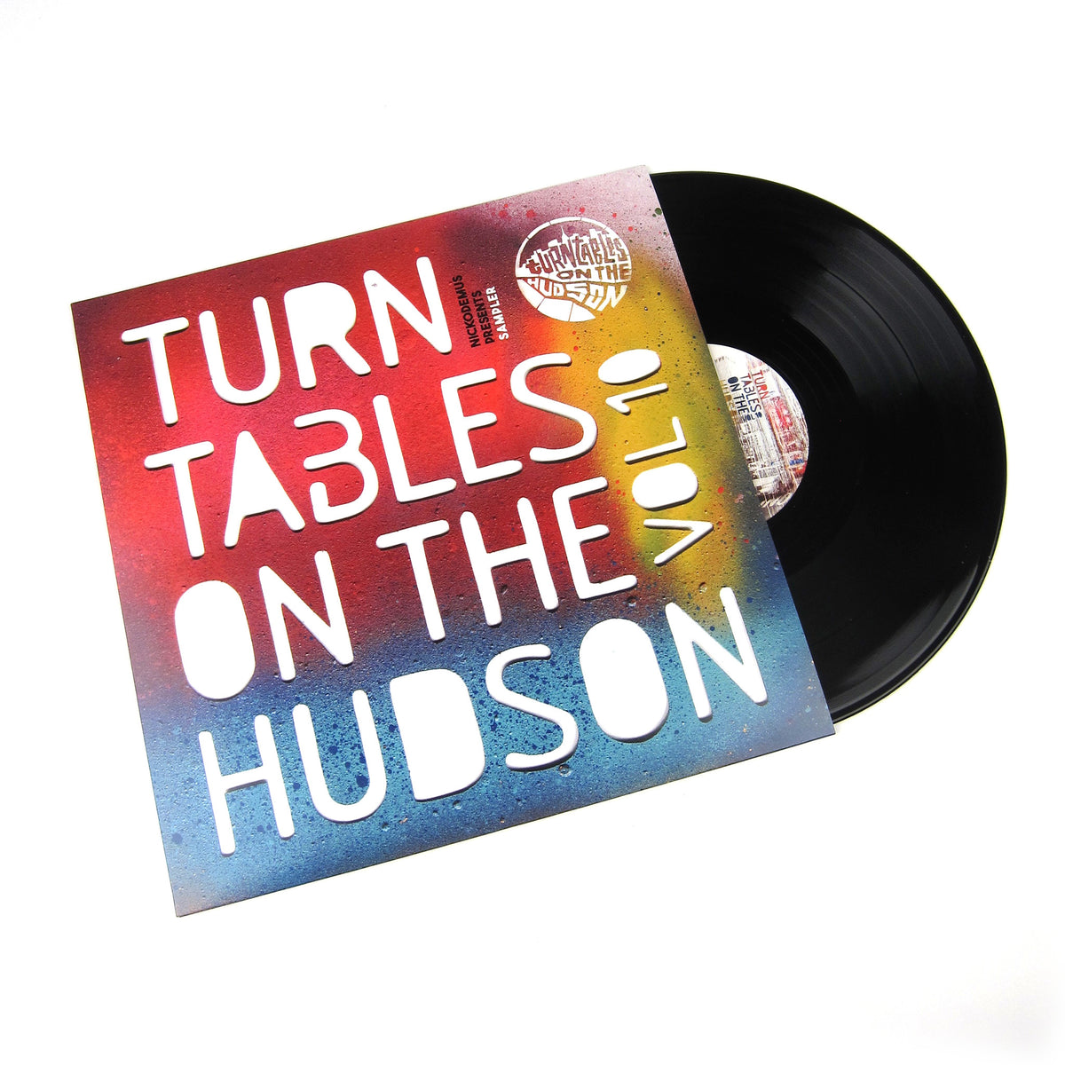 Wonderwheel Recordings: Turntables On The Hudson Vol.10 Vinyl 12""
