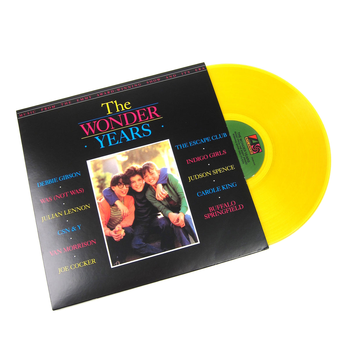The Wonder Years: Music From The Emmy Award-Winning Show & Its Era (Colored Vinyl) Vinyl LP (Record Store Day)