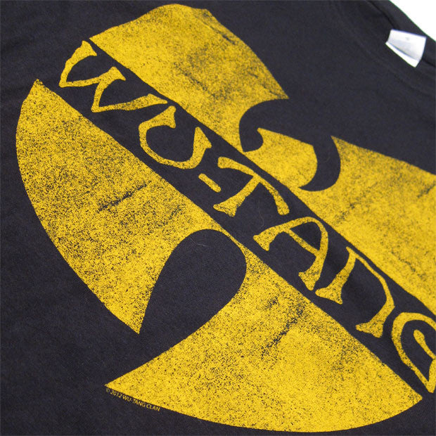 Wu-Tang Clan: Distressed Classic Logo Shirt 2