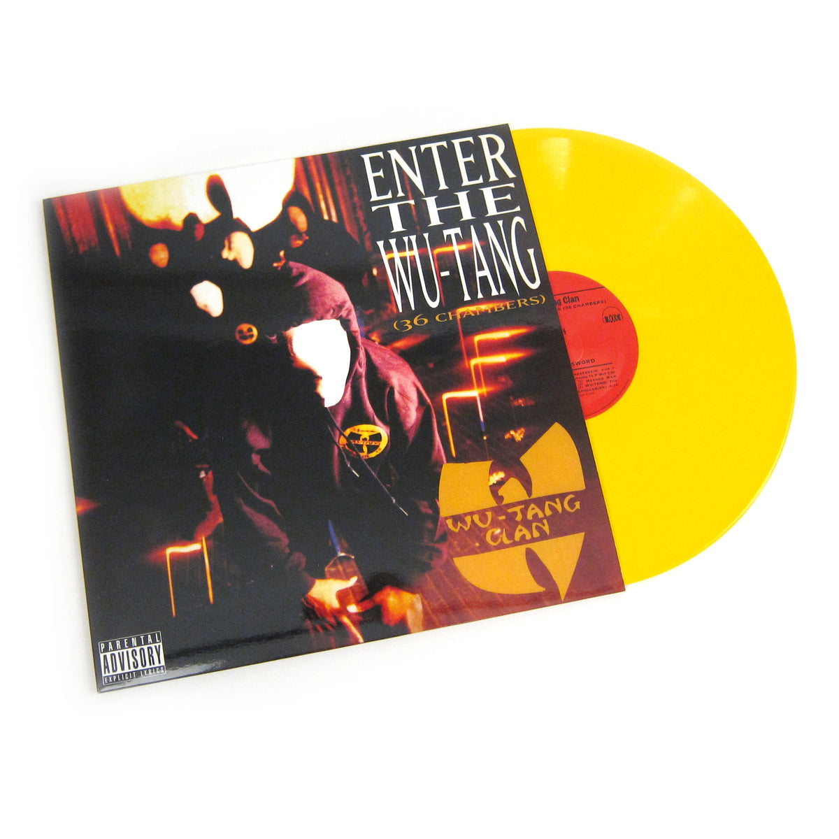 Wu-Tang Clan: Enter The Wu-Tang (36 Chambers) (Colored Vinyl) Vinyl LP