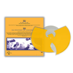 "Wu-Tang Clan: C.R.E.A.M. (Die-Cut) Vinyl 7"" (Record Store Day)"
