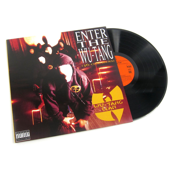 Wu-Tang Clan: Enter the Wu-Tang (36 Chambers) Vinyl LP