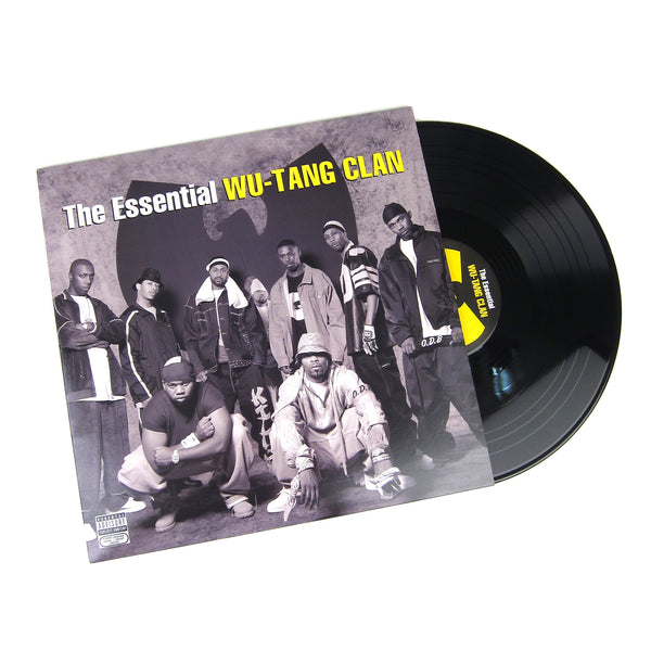 Wu-Tang Clan: The Essential Wu-Tang Clan Vinyl 2LP