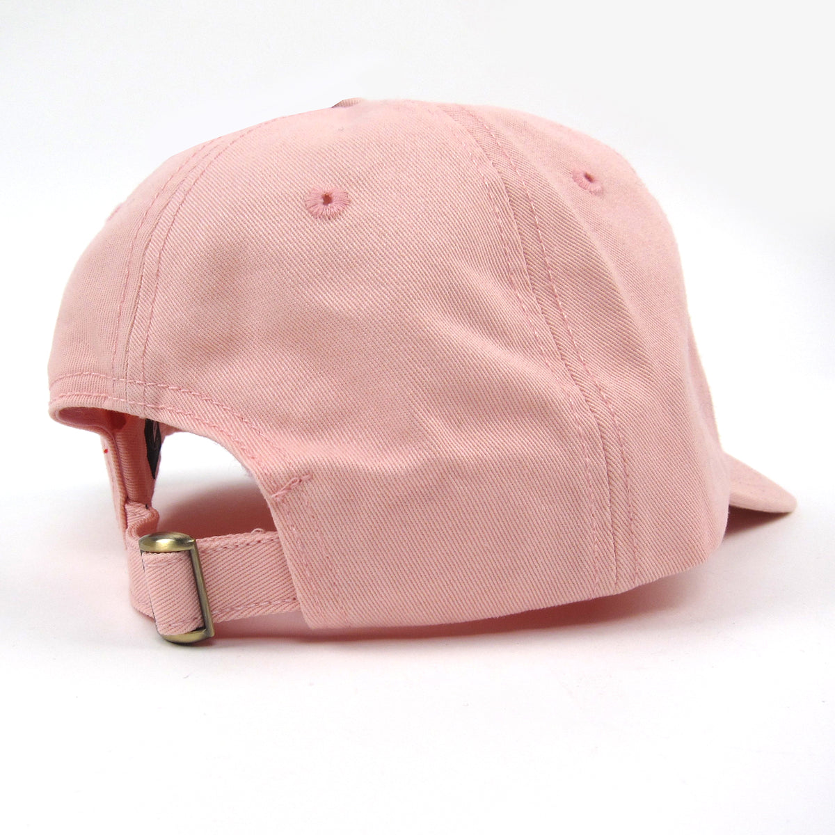 Wu Wear: Globe Logo Dad Hat - Pink