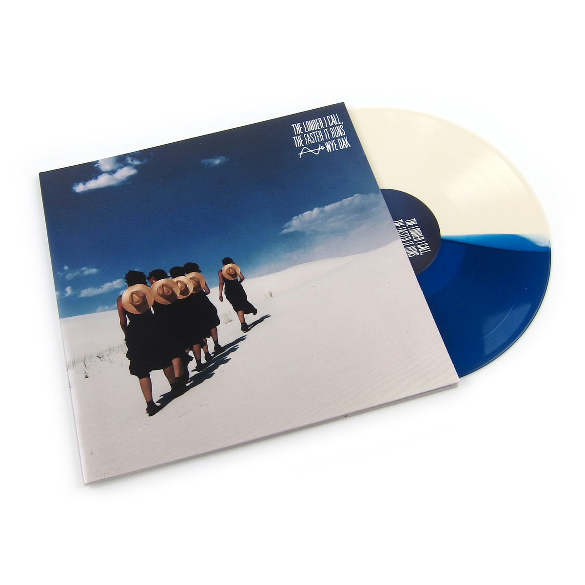 Wye Oak: The Louder I Call, The Faster It Runs (Colored Vinyl) Vinyl LP