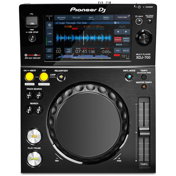 Pioneer: XDJ-700 DJ Performance Multiplayer