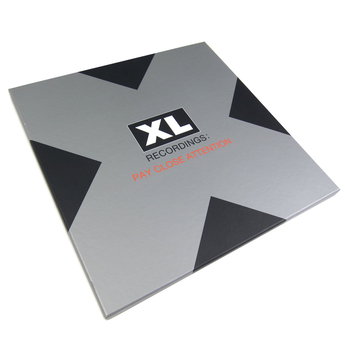 XL Recordings: Pay Close Attention Vinyl 4LP Boxset