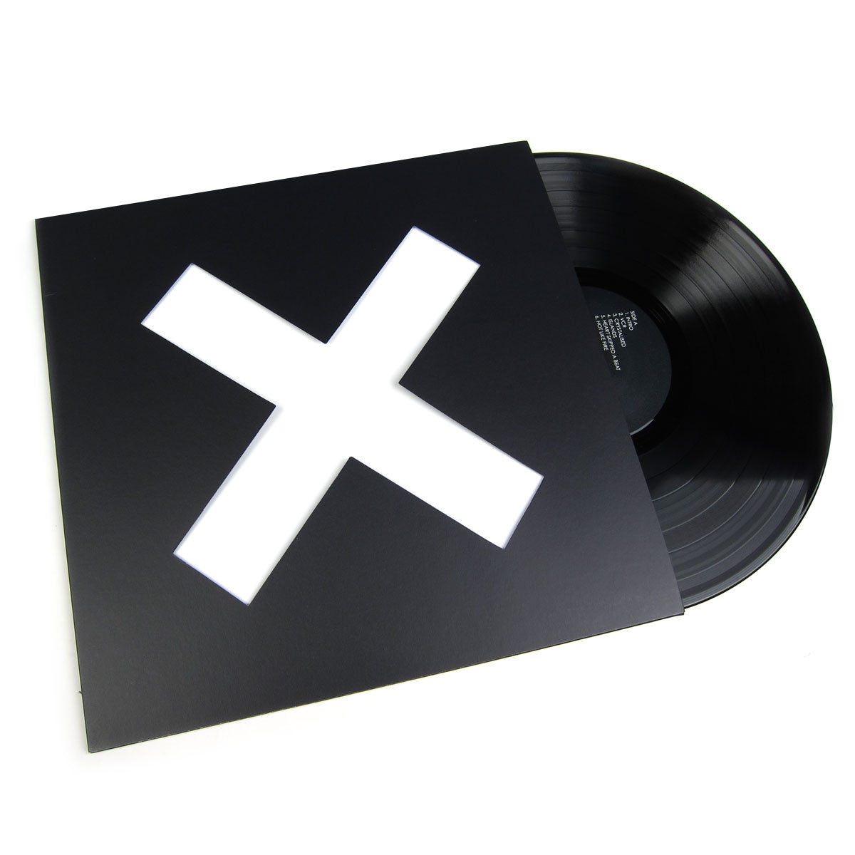 The XX: XX (Free MP3) Vinyl LP