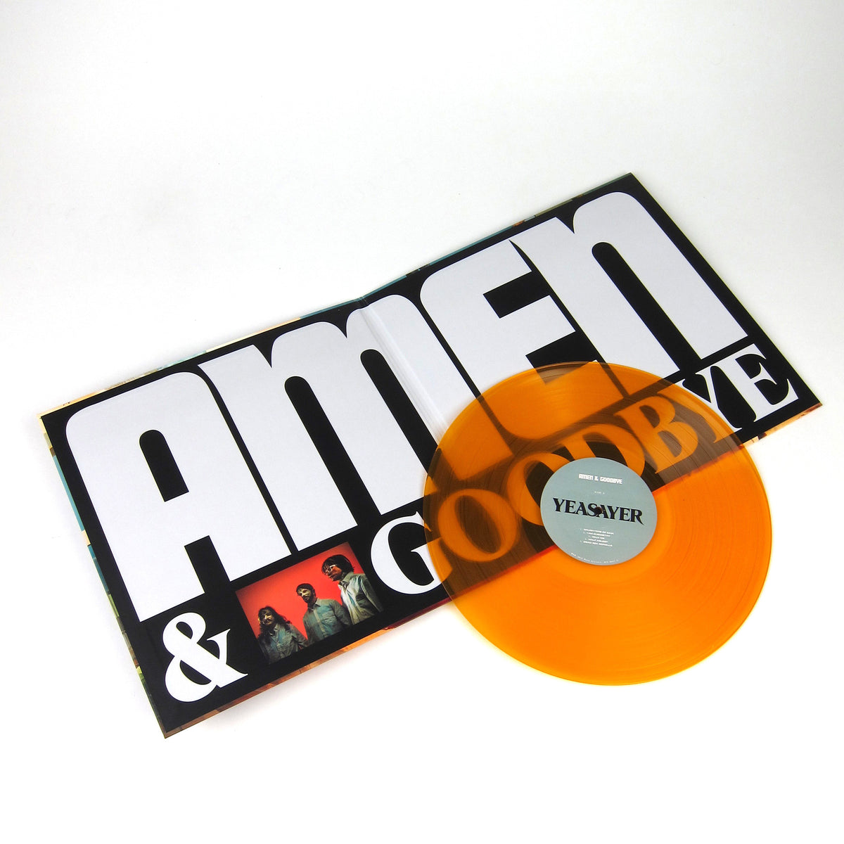 Yeasayer: Amen & Goodbye (Indie Exclusive Colored Vinyl) Vinyl LP