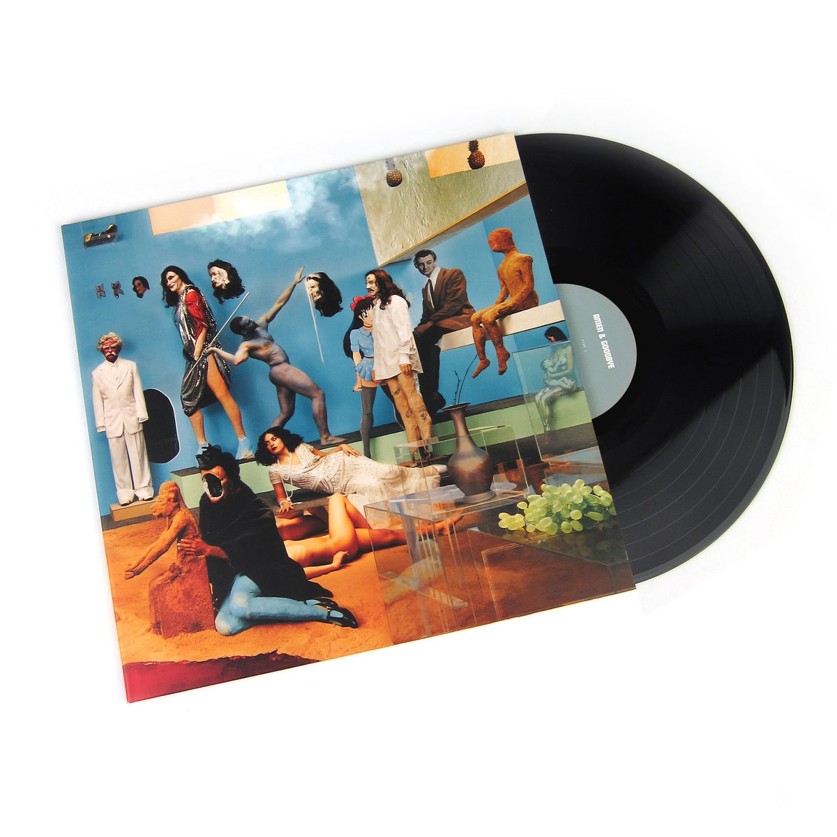 Yeasayer: Amen & Goodbye Vinyl LP
