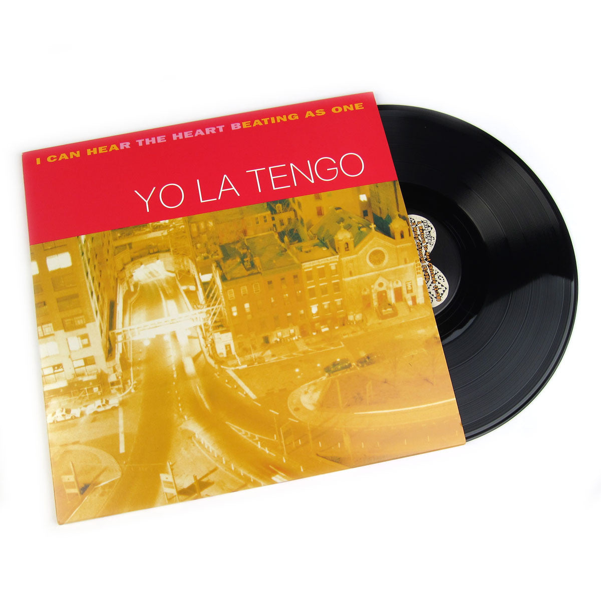 Yo La Tengo: I Can Hear The Heart Beating As One Vinyl 2LP