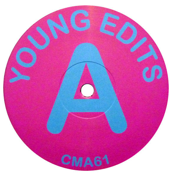 Young Edits: Young Pop Edits (The Pixies, Cat Power, Joy Division, The Cure) 12""