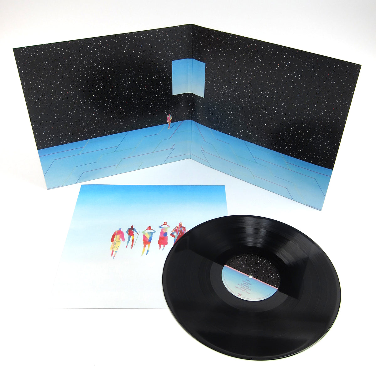 Young the Giant: Mirror Master Vinyl LP