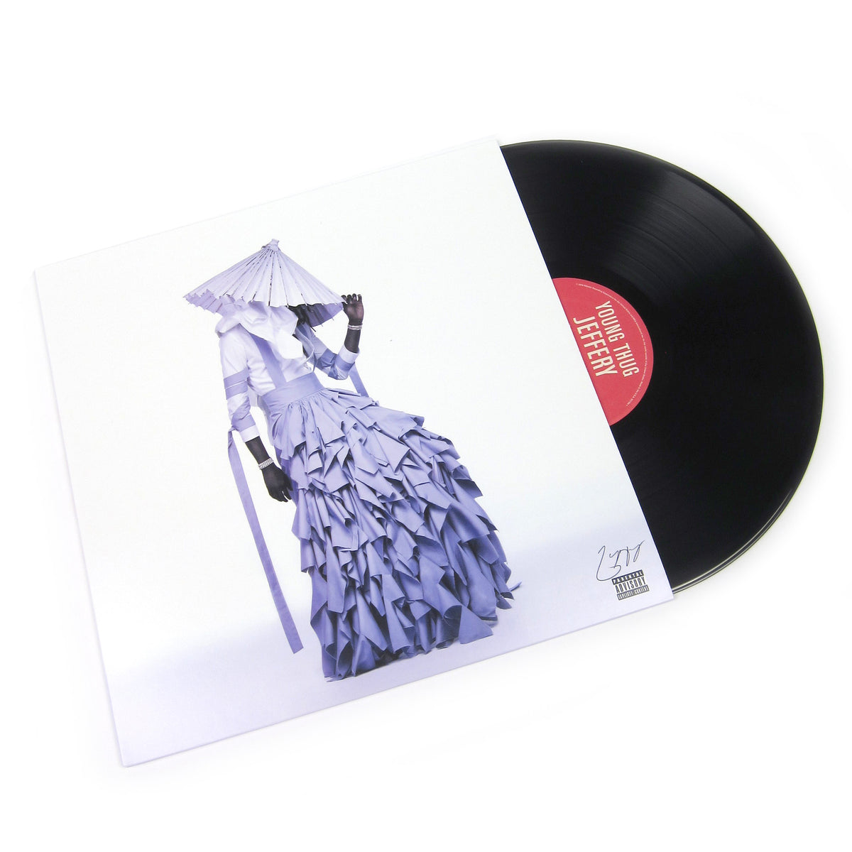 Young Thug: JEFFERY Vinyl LP