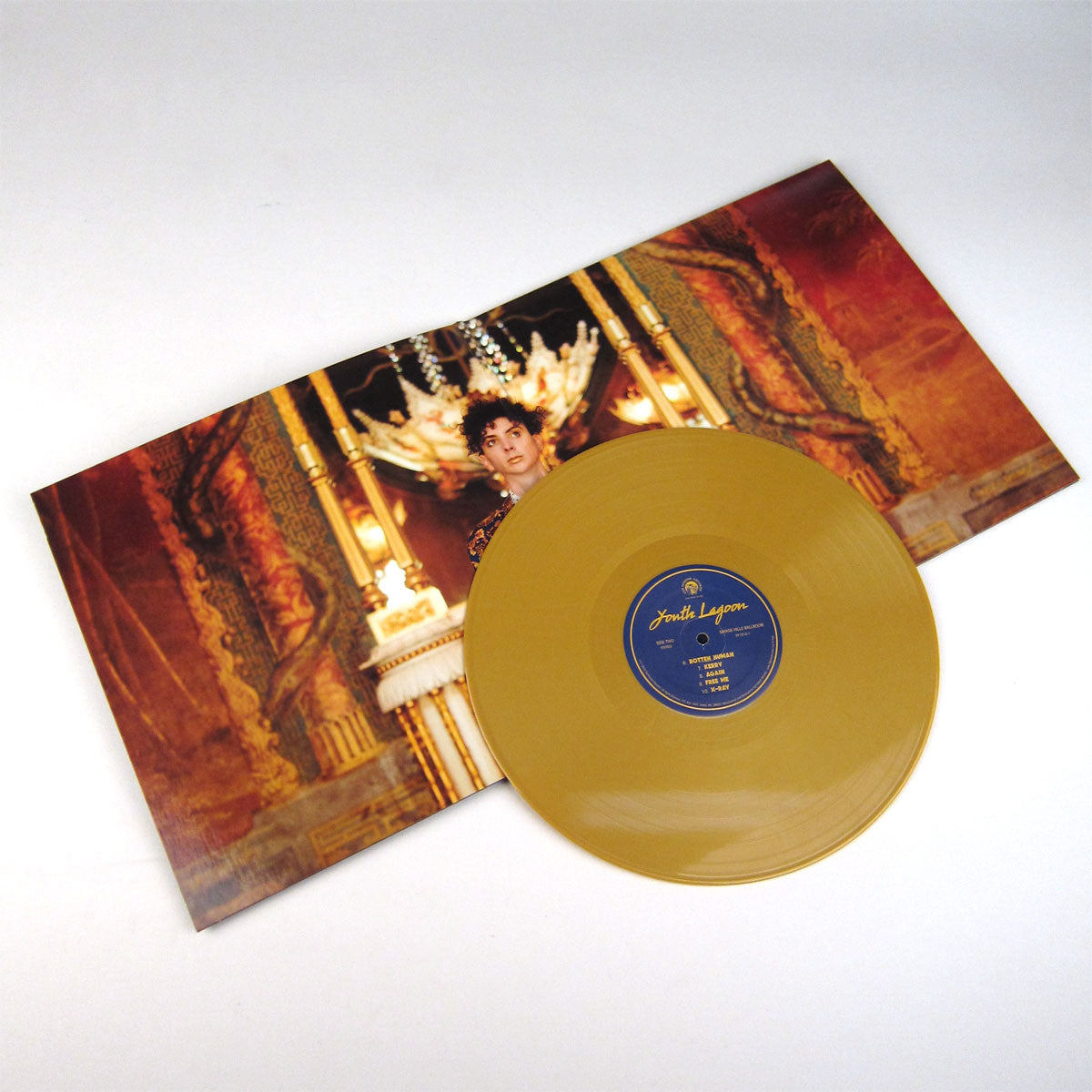 Youth Lagoon: Savage Hills Ballroom (Colored Vinyl) Vinyl LP
