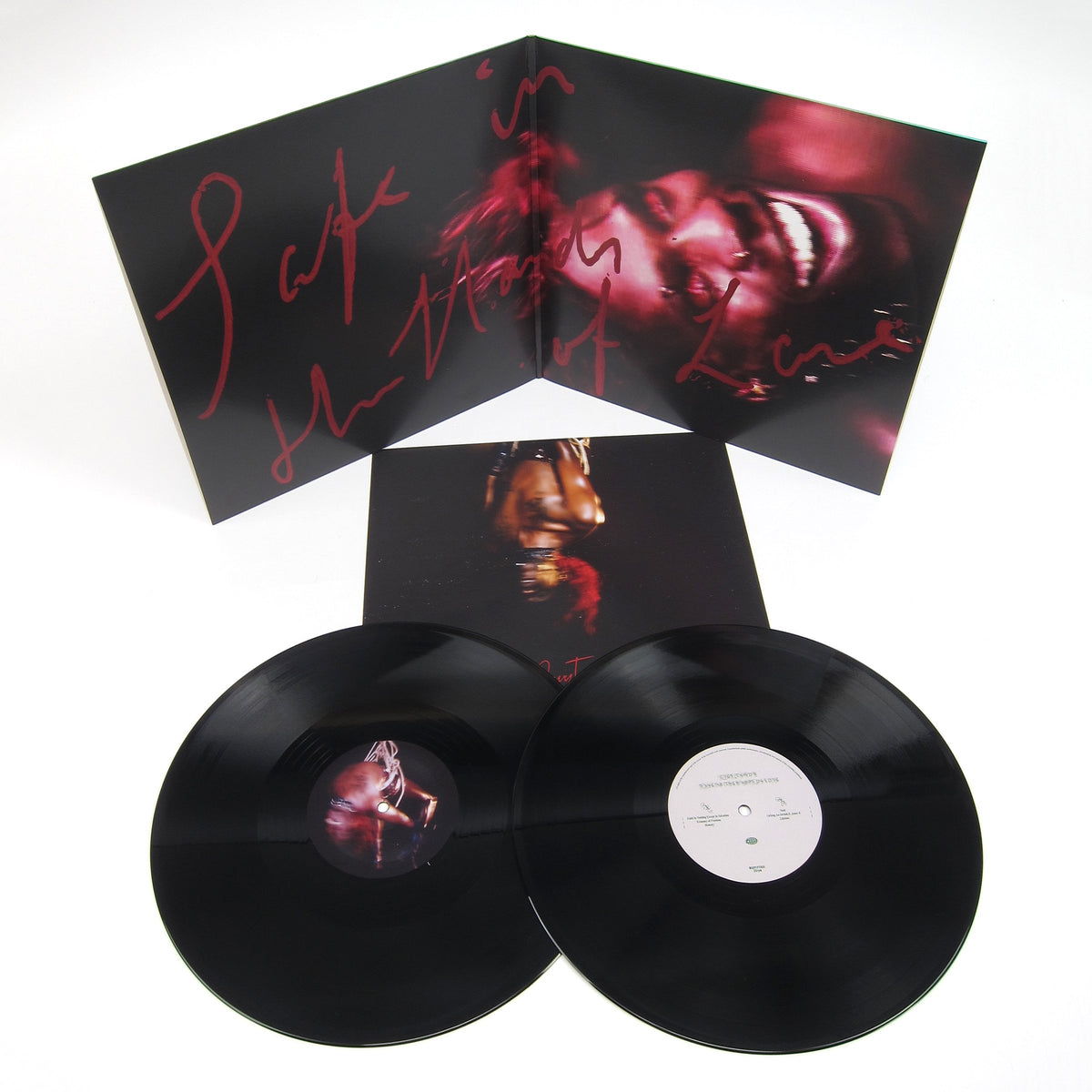 Yves Tumor: Safe In The Hands Of Love Vinyl 2LP