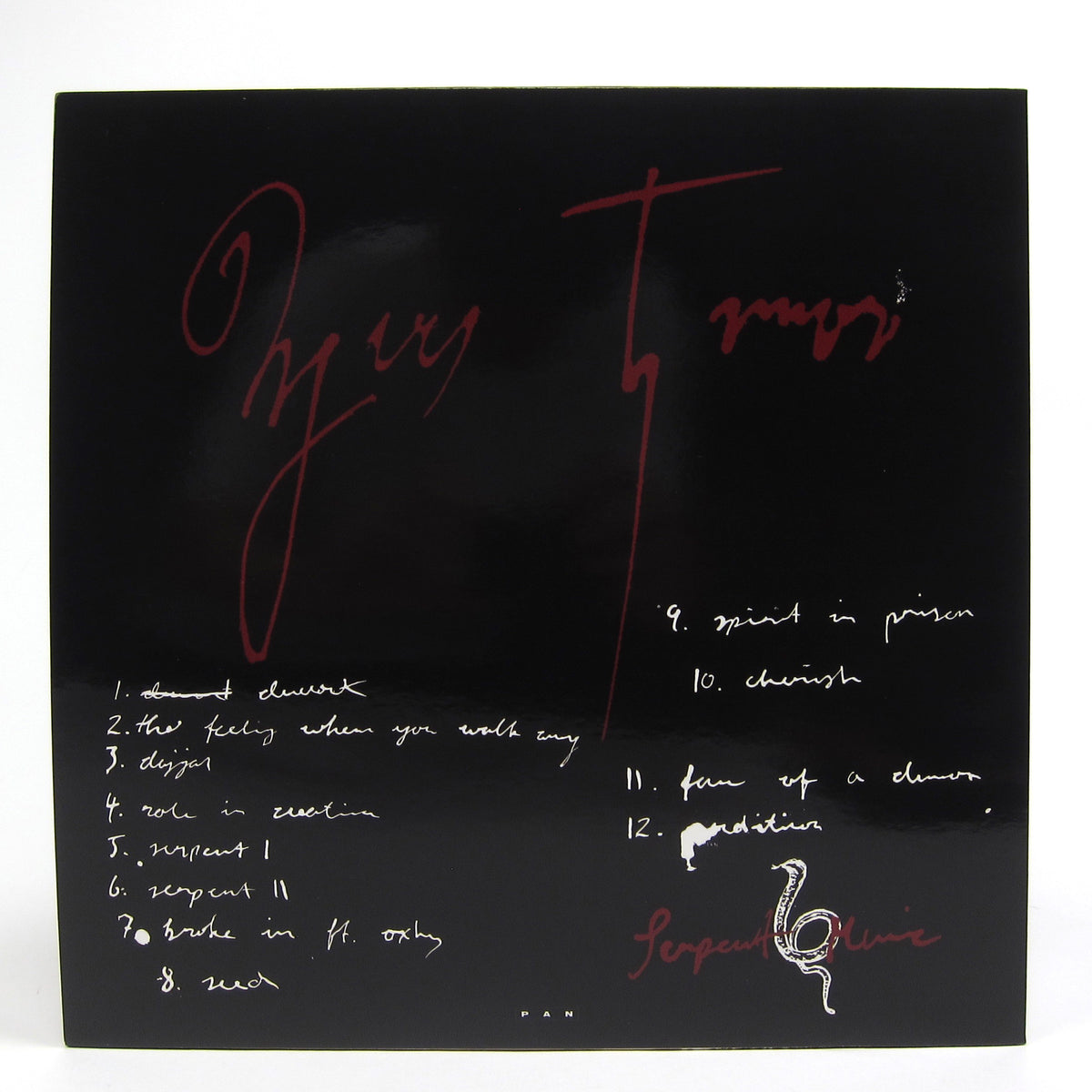 Yves Tumor: Serpent Music Vinyl LP