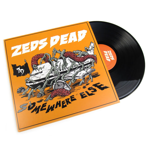 Zeds Dead: Somewhere Else Vinyl LP